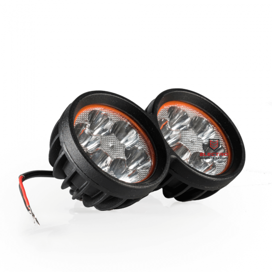 Front lights Kaabo Wolf Warrior