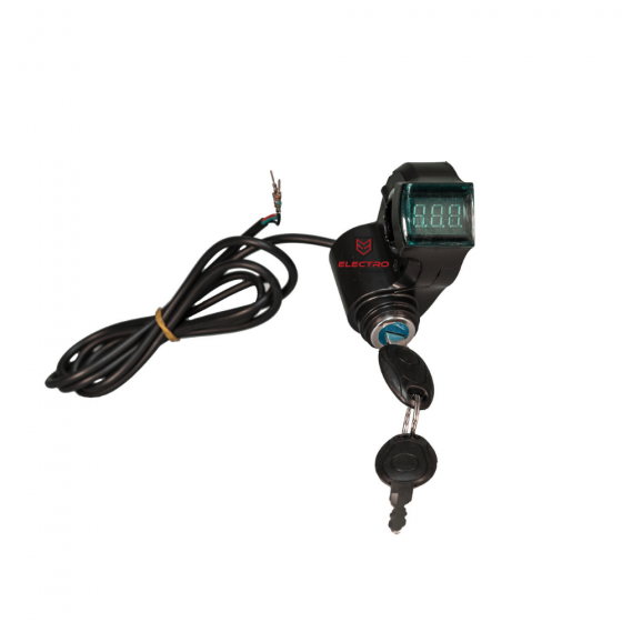 Ignition Lock with LCD...